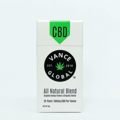 Vance Global CBD Cigarettes